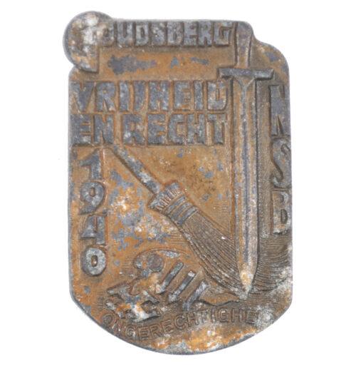(NSB) Hagespraak 1940 badge