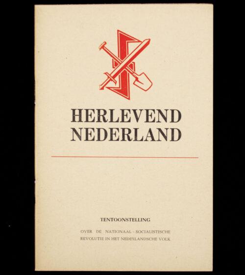 (NSB) Tentoonstelling Herlevend Nederland (1)