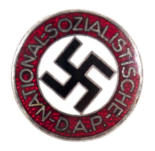 NSDAP Parteiabzeichen (maker M1101 Gustav Brehmer)