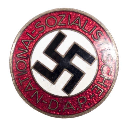 NSDAP Parteiabzeichen (maker M1128 Eugen Schmidhäussler)