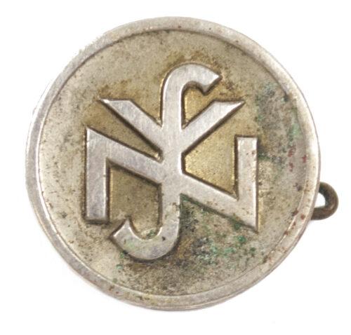 (NSV) Nationalsozialistische Volkswohlfahrt Memberpin in broochform