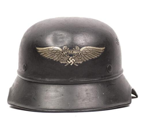 Reichsluftschutzbund Luftschutz Gladiator Helmet size 58