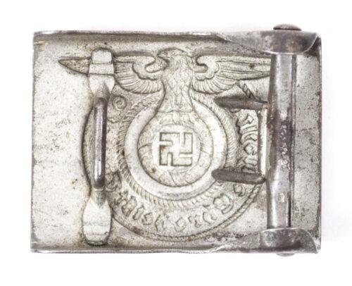 SS steel belt buckle (Maker Overhoff & Cie from Lüdenscheid)