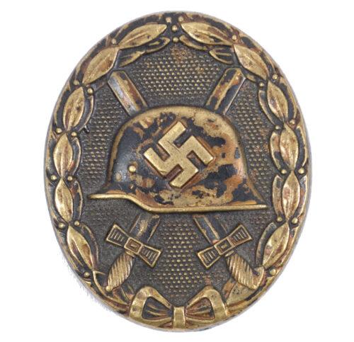 Verwundetenabzeichen Schwarz (VWA) Black Woundbadge
