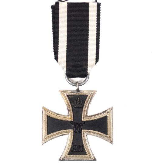 WWI Eisernes Kreuz zweite Klasse (EK2) / Iron Cross second class