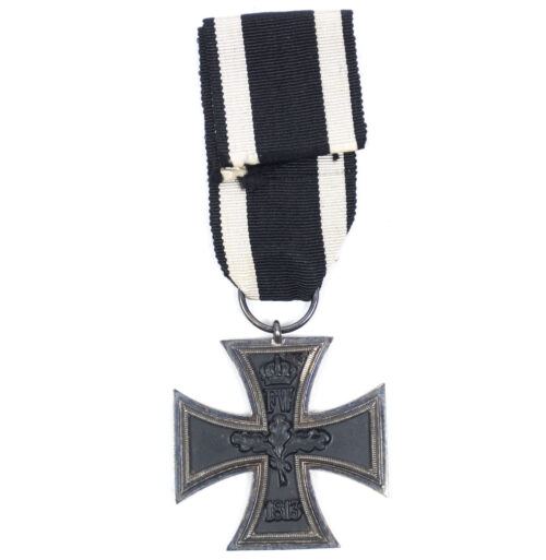 WWI Eisernes Kreuz zweite Klasse (EK2) Iron Cross second class MM ().