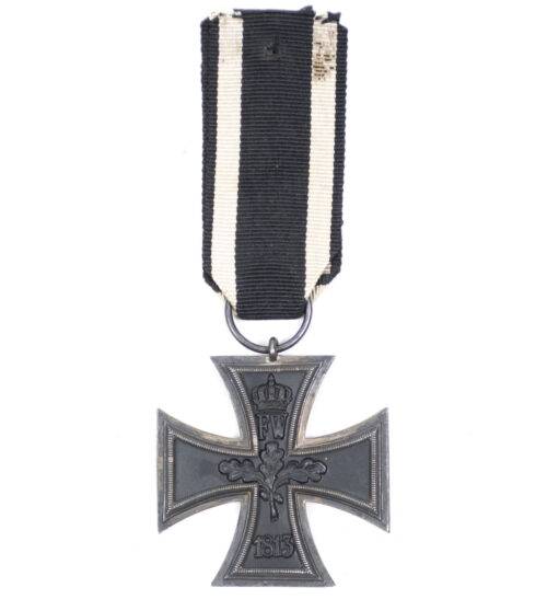 WWI Eisernes Kreuz zweite Klasse (EK2) Iron Cross second class MM G (Godet)