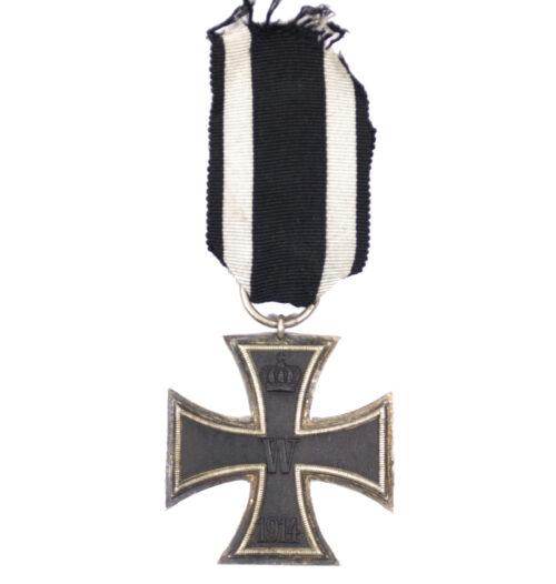 WWI Eisernes Kreuz zweite Klasse (EK2) Iron Cross second class MM W ()