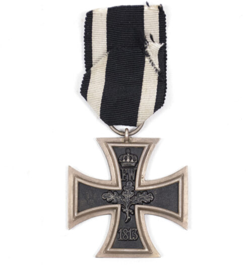 WWI Eisernes Kreuz zweite Klasse (EK2) Iron Cross second class MM WILM (H.R. Wilm)