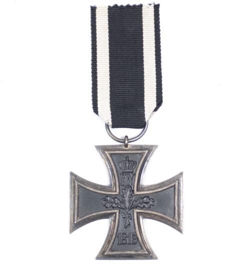 WWI Eisernes Kreuz zweite Klasse Iron Cross second class (EK2)