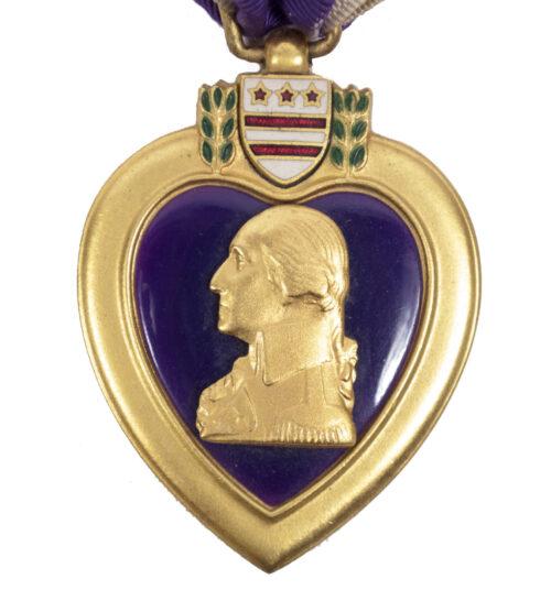 WWII USA Purple Hearth medal