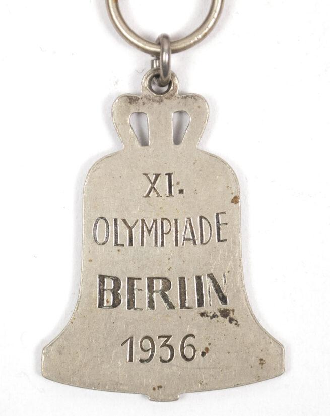 1936 XI. Olympiade Berlin Bierzipfel