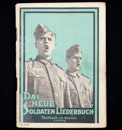 (Book) Das neue Soldatenliederbuch