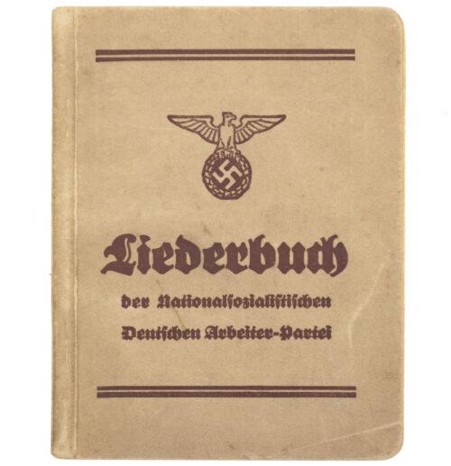 (Book) Liederbuch der National Sozialistische Arbeiter-Partei