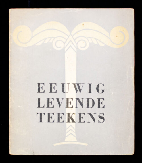 (Book NSB) Eeuwig levende Teekens (inluding the rare floorplan!)