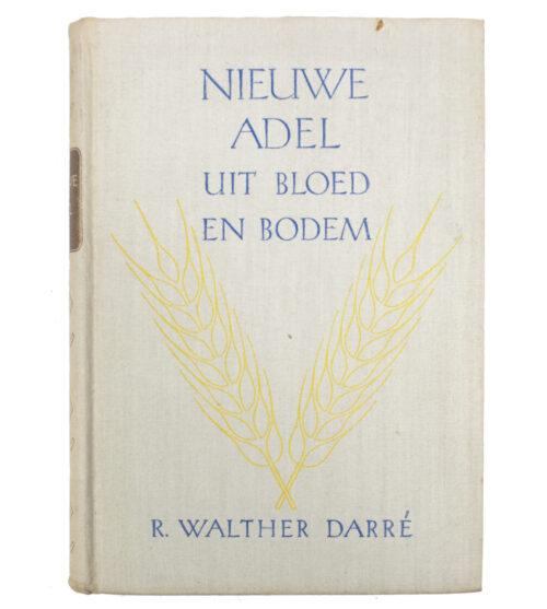 (Book) R. Walther Darré - Nieuwe adel uit bloed en bodem