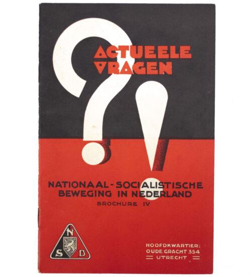 (Brochure NSB) Actuele Vragen - Brochure IV
