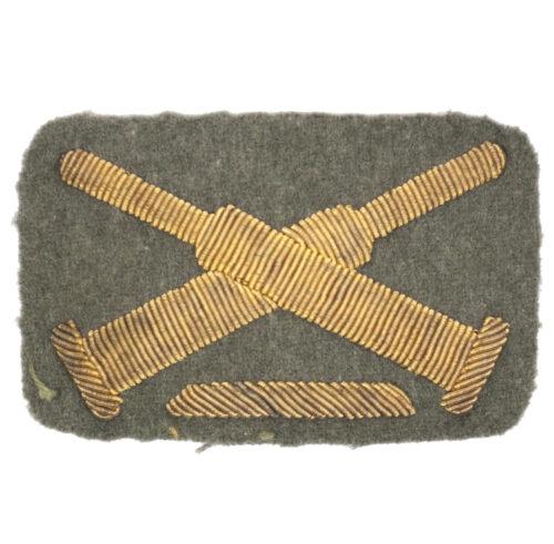 (Dutch Army before 1940) Scherpschutter lichte mitrailleur 1e Klas