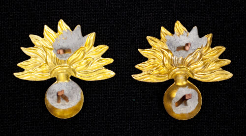 (Dutch Army before 1940) set Grenadier insignia