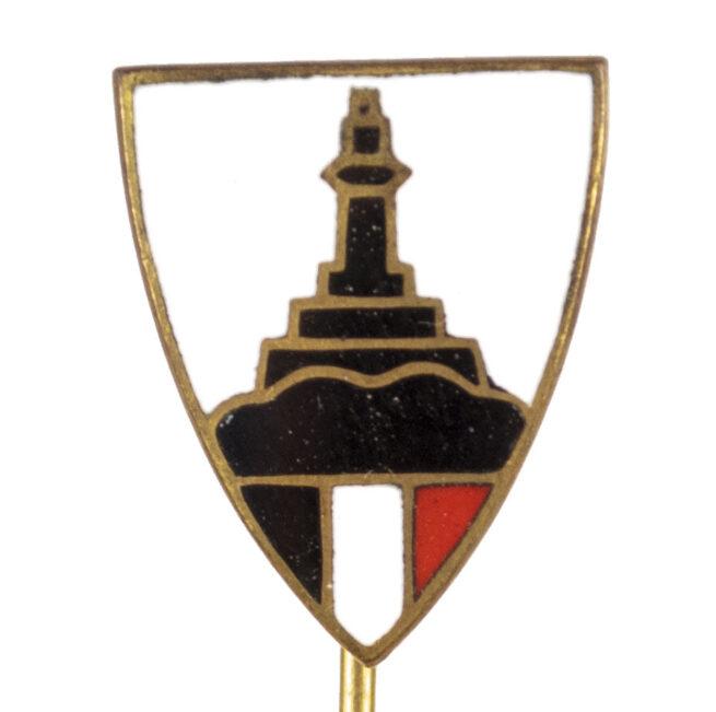 Early Kyffhäuserbund memberpin (marked Ges Gesch)