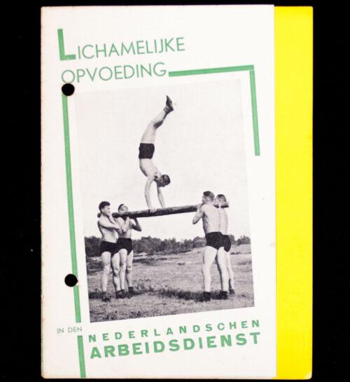 (NAD) Lichamelijke Opvoeding in den Nederlandschen Arbeidsdienst (1940)