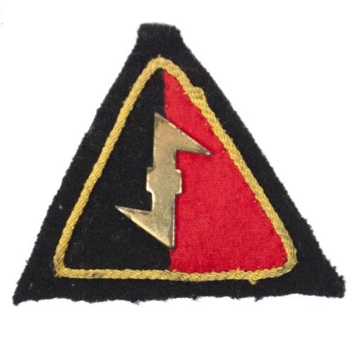 (NSB) WA visor cap insignia