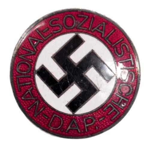NSDAP Parteiabzeichen (RZM M134 maker Karl Wurster)
