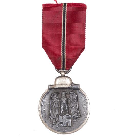 """Ostmedal Ostmedaille Winterschlacht im Osten medal """"65"""" (Klein und Quenzer)"""