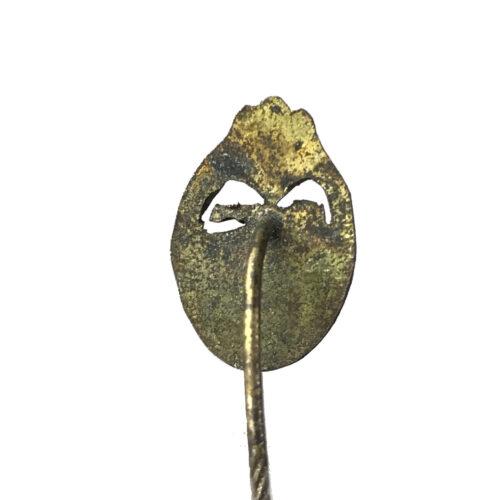 Panzerkampfabzeichen (PKA) Panzer Assault Badge (PAB) Miniature stickpin