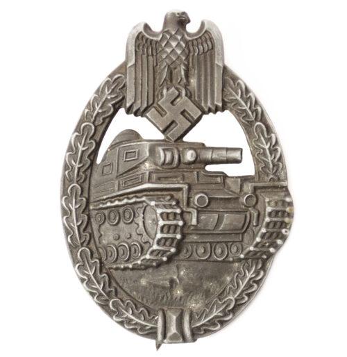 Panzerkampfabzeichen (PKA) Panzer Assault badge (PAB) bronze maker RS