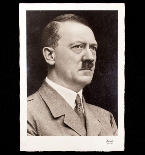 (Postcard) Adolf Hitler (Kunstanstalt Stengel)
