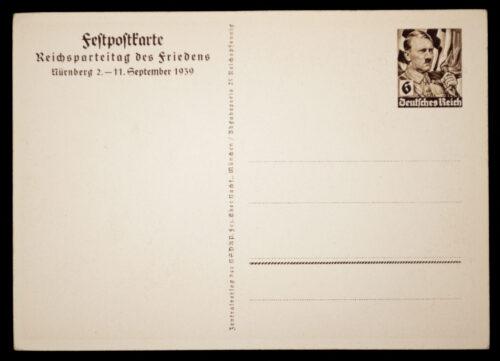 (Postcard) Reichsparteitag 1939