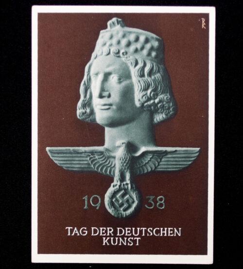 (Postcard) Tag der Deutschen Kunst 1938