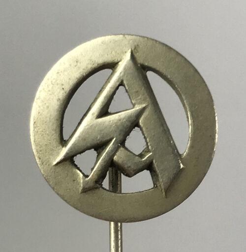 SA Memberbadge (maker marked Hoffstätter)