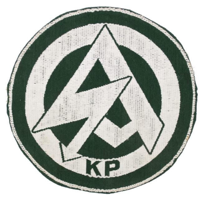 SA Sportshirt emblem from Gruppe KP