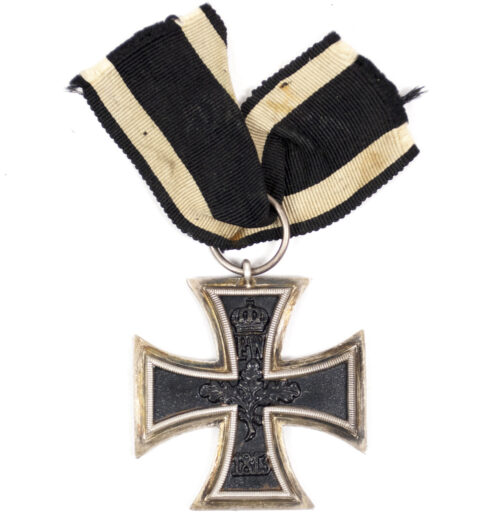 "WWI Eisernes Kreuz zweite Klasse (EK2) Iron Cross second class MM ""Wilm"""