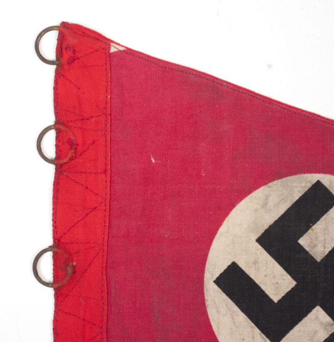 WWII German NSDAP Pennant (Wimpel) found in France