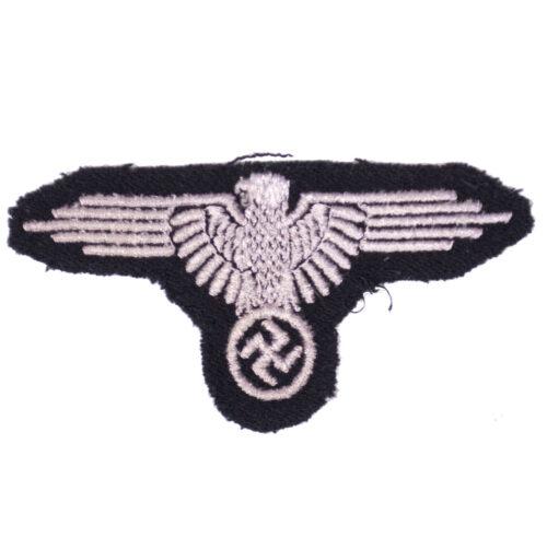Waffen SS Dachau pattern sleeve eagle