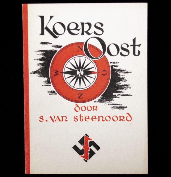 (brochure NSB) S. van Steenoord - Koers Oost