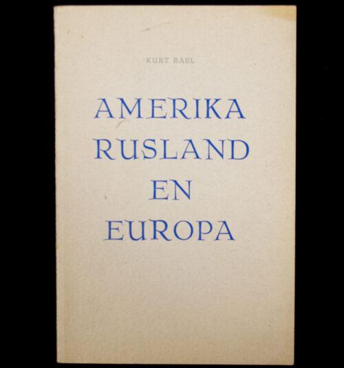 Amerika, Rusland en Europa (1944)