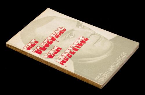(Book Belgium) Het Bloedbad van Abbeville (1941)