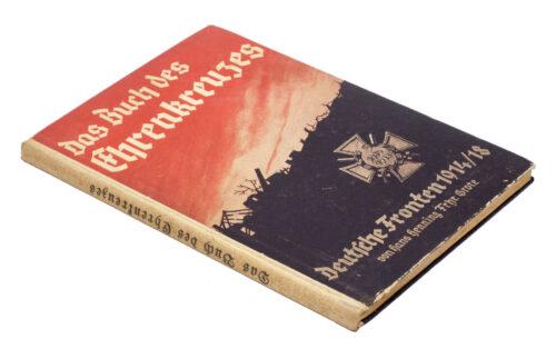 (Book) Das Buch das Ehrenkreuzes - Deutsche Fronten 191418 (1935)