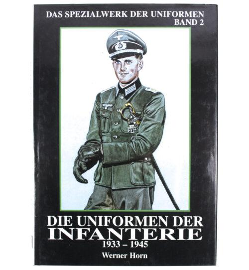 (Book) Die Uniformen der Infanterie 1934-1945 (Band 2)