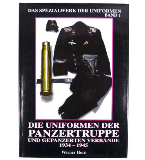(Book) Die uniformen der Panzerarmee und gepanzerten Verbände 1934-1945