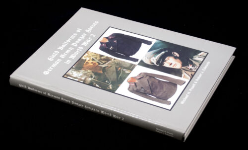 (Book) Field uniforms of German Army Panzer Forces in World War 2