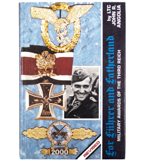 (Book) J. Angolia - For Führer and Fatherland - Military awards of the third Reich