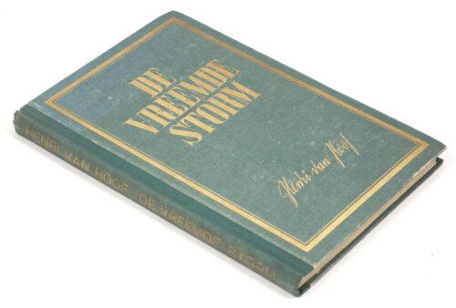 (Book NSB) De vreemde Storm (1941)