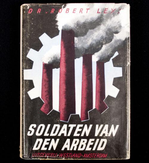 (Book NSB) Soldaten van den Arbeid (1943)