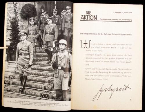 Die Aktion - Holland Sondernummer (1940)