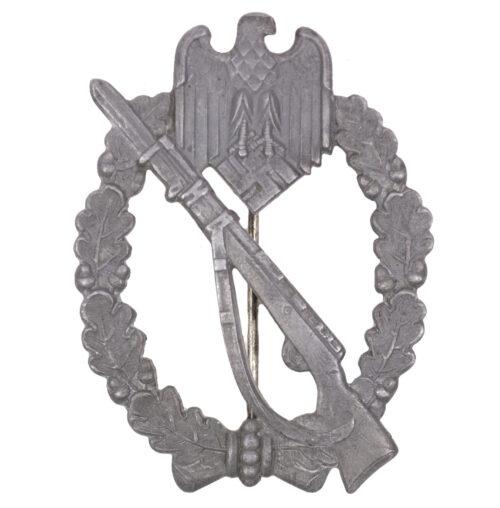 Infanterie Sturmabzeichen (ISA) Infantry Assault Badge (IAB) Maker Meybauer (with rare catch!)